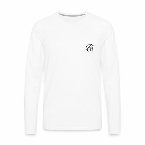 Casual logo - Men's Premium Long Sleeve T-Shirt