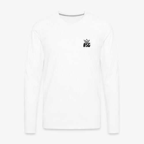 #SG - Men's Premium Long Sleeve T-Shirt