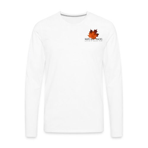 MLT Logo C - Men's Premium Long Sleeve T-Shirt