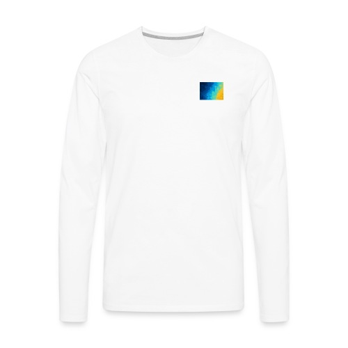 fuego 1st - Men's Premium Long Sleeve T-Shirt