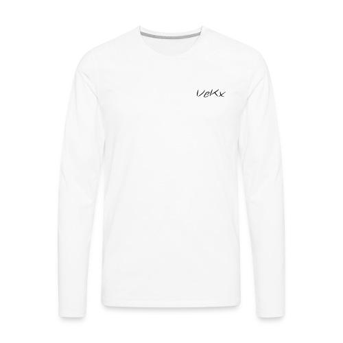 DESIGN: VEKX.2.0 - Men's Premium Long Sleeve T-Shirt