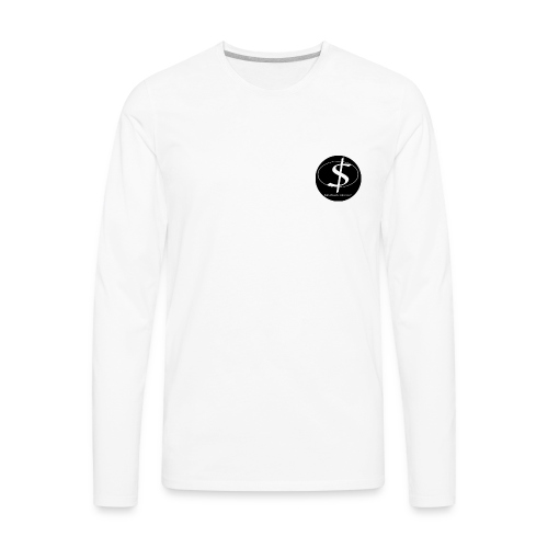 $$$@CASHMONEY - Men's Premium Long Sleeve T-Shirt