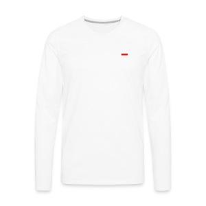 Flag Industrys flag Logo - Men's Premium Long Sleeve T-Shirt