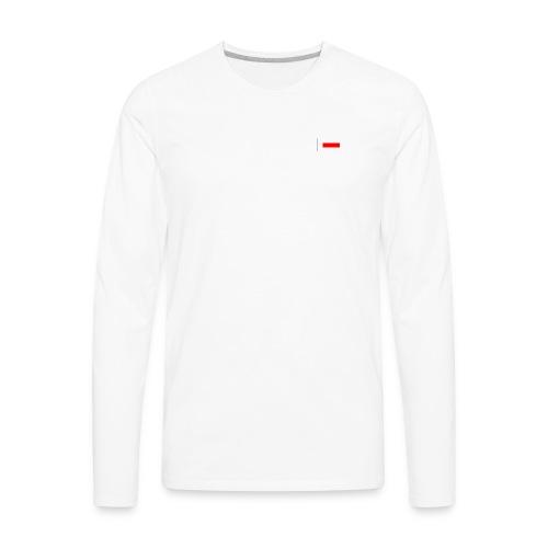 Flag Industrys flag Logo - Men's Premium Long Sleeve T-Shirt