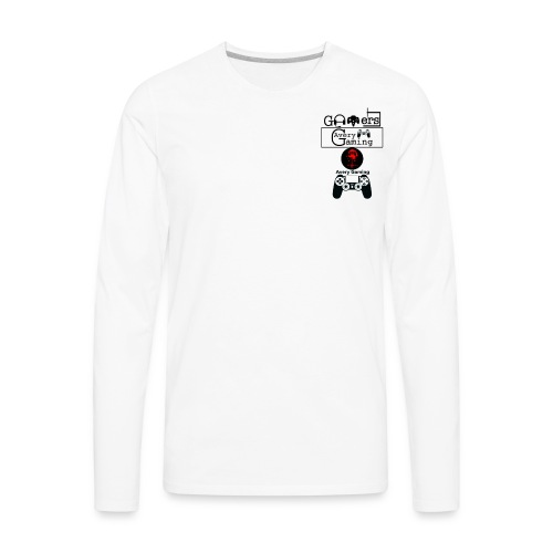 Avery Gaming Connectioner - Men's Premium Long Sleeve T-Shirt