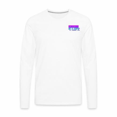 sushi gang - Men's Premium Long Sleeve T-Shirt