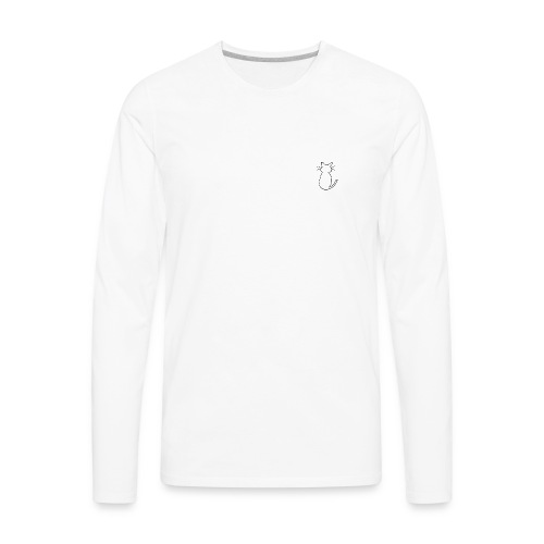 Elite - Men's Premium Long Sleeve T-Shirt