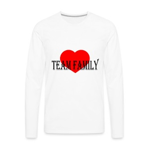 Team Family - Men's Premium Long Sleeve T-Shirt