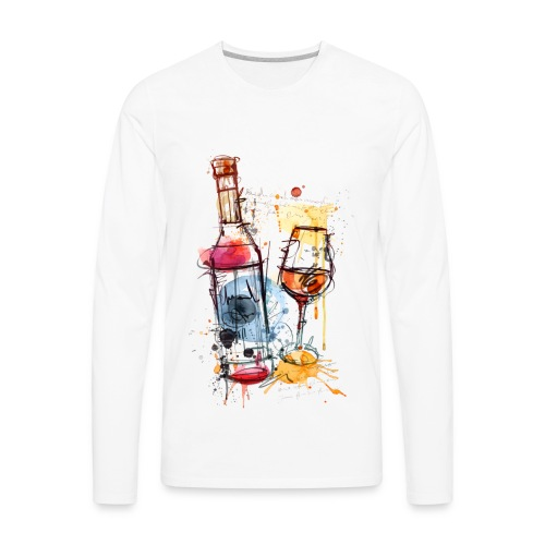 Art 2018 - Men's Premium Long Sleeve T-Shirt