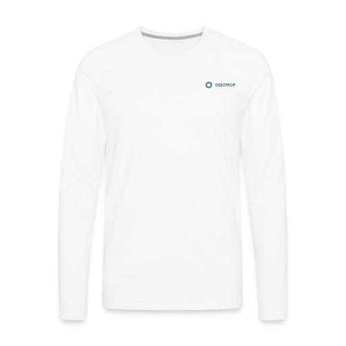 DebzProp - Men's Premium Long Sleeve T-Shirt