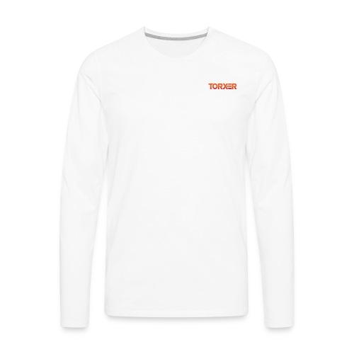 Torxer Apperal - Men's Premium Long Sleeve T-Shirt