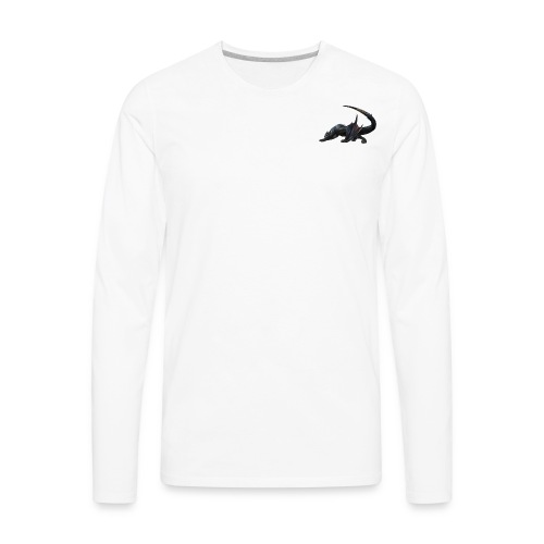 The Nargacuga - Men's Premium Long Sleeve T-Shirt