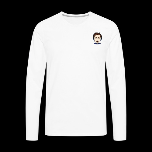 Evan More Tyler Goodman Merch - Men's Premium Long Sleeve T-Shirt