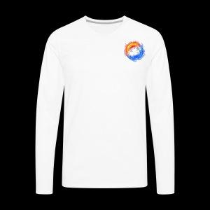 Flare - Men's Premium Long Sleeve T-Shirt