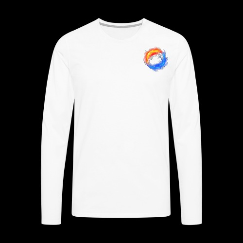 Flare - Men's Premium Long Sleeve T-Shirt