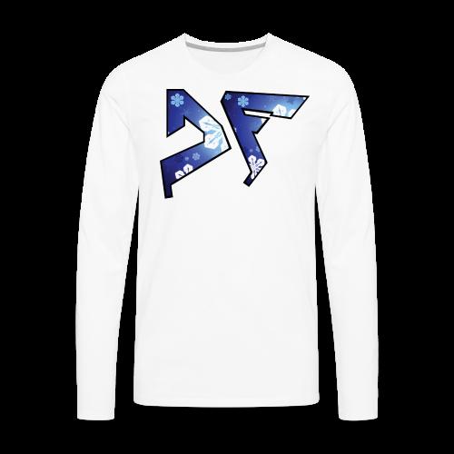 Davidfrostshow - Men's Premium Long Sleeve T-Shirt