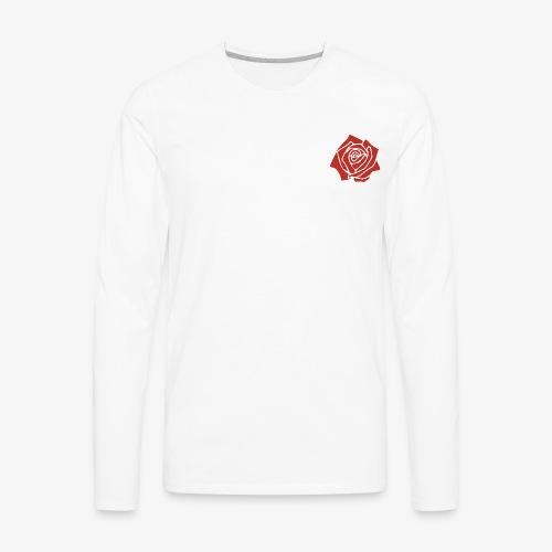 Grateful - Men's Premium Long Sleeve T-Shirt