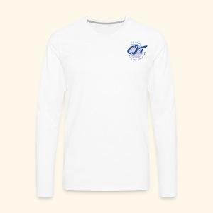 CIT logo vector file - Men's Premium Long Sleeve T-Shirt