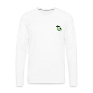 Original Colored Sir Turtle - Men's Premium Long Sleeve T-Shirt