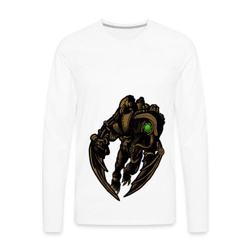 Song Bird - Men's Premium Long Sleeve T-Shirt