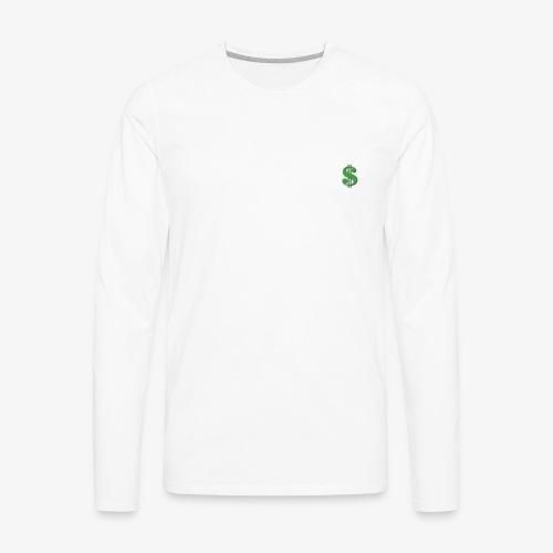 dolar - Men's Premium Long Sleeve T-Shirt