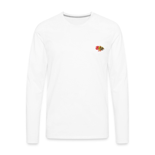 cheetah - Men's Premium Long Sleeve T-Shirt