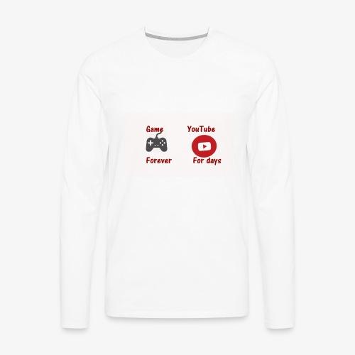 Life - Men's Premium Long Sleeve T-Shirt