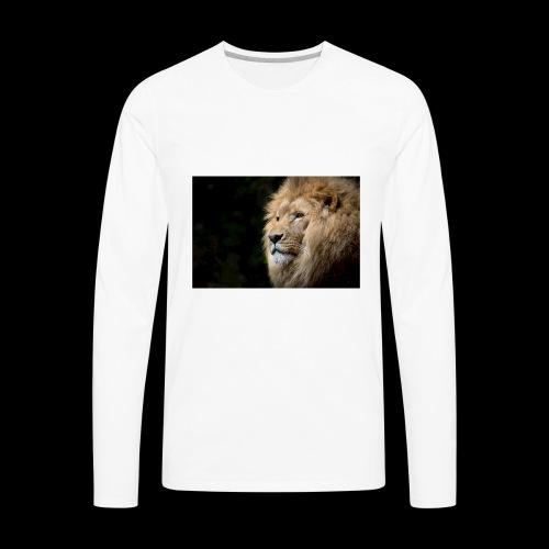 example - Men's Premium Long Sleeve T-Shirt