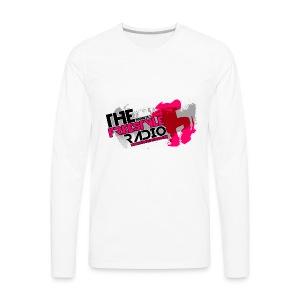 THEFREESTYLERADIO - Men's Premium Long Sleeve T-Shirt