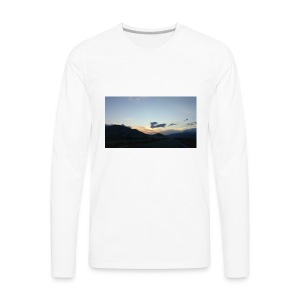 On the road again - Men's Premium Long Sleeve T-Shirt