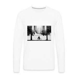 Pondert - Men's Premium Long Sleeve T-Shirt