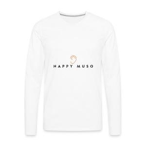 Happy Muso Official - Men's Premium Long Sleeve T-Shirt