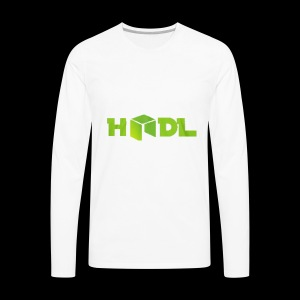 HODL NEO - Men's Premium Long Sleeve T-Shirt