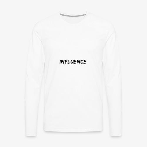 Influencer - Men's Premium Long Sleeve T-Shirt