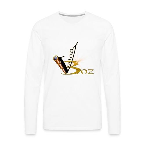 Vision Broz - Men's Premium Long Sleeve T-Shirt