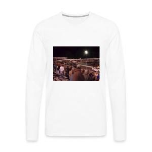 super cup stock car series 2017 - Men's Premium Long Sleeve T-Shirt