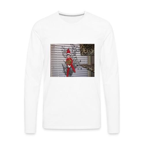 Elf manshin - Men's Premium Long Sleeve T-Shirt