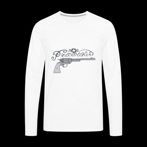 Peacemaker - Men's Premium Long Sleeve T-Shirt