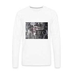 15159574928552068046535 - Men's Premium Long Sleeve T-Shirt