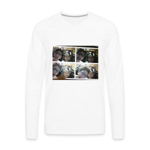 The silly kind - Men's Premium Long Sleeve T-Shirt