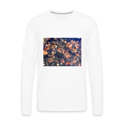 Sherbrooke - T-shirt Premium à manches longues pour hommes