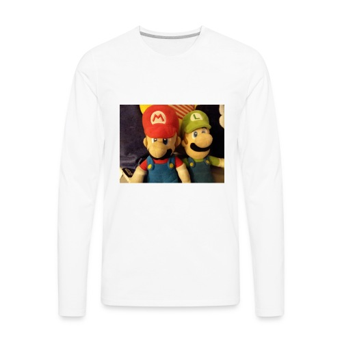 Mario - Men's Premium Long Sleeve T-Shirt