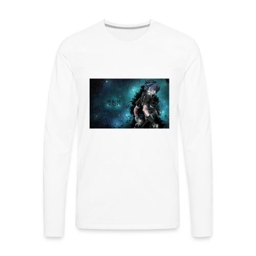 anime - Men's Premium Long Sleeve T-Shirt