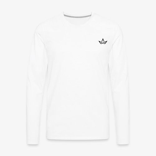 WAZEER - Men's Premium Long Sleeve T-Shirt