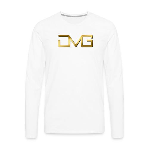 JMG Gold - Men's Premium Long Sleeve T-Shirt