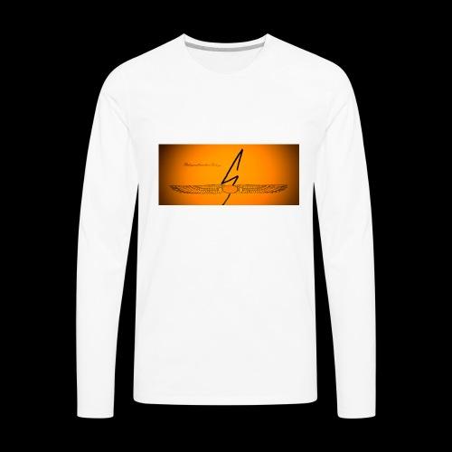 another shade - Men's Premium Long Sleeve T-Shirt