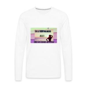 Jupitersportz - Men's Premium Long Sleeve T-Shirt
