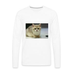Mr. Vanilla - Men's Premium Long Sleeve T-Shirt