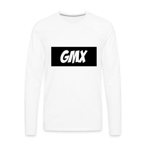 GMXSTORE - Men's Premium Long Sleeve T-Shirt
