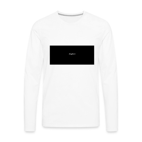 Kingbro13 shirts - Men's Premium Long Sleeve T-Shirt